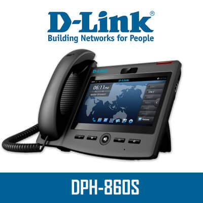 Dlink DPH-860S IP Video Phone